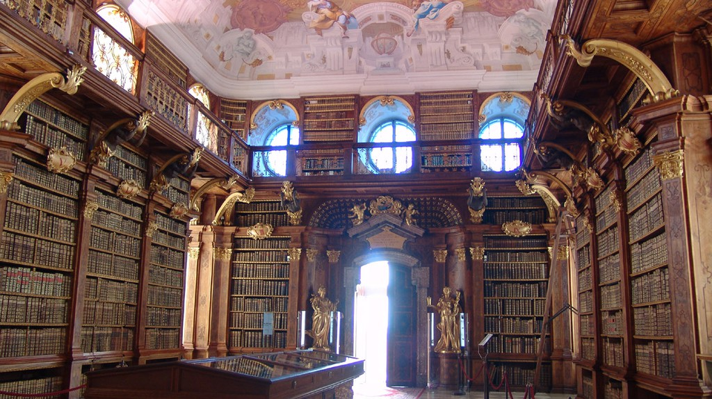 8 Most Beautiful Libraries In Germany