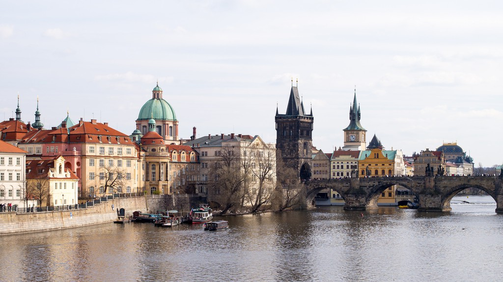 Prague | ©Roman Boed/Flickr