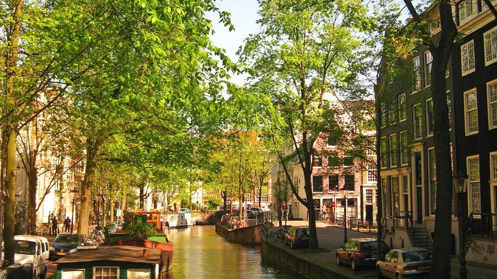 Amsterdam ©MonicaVolpin / Pixabay
