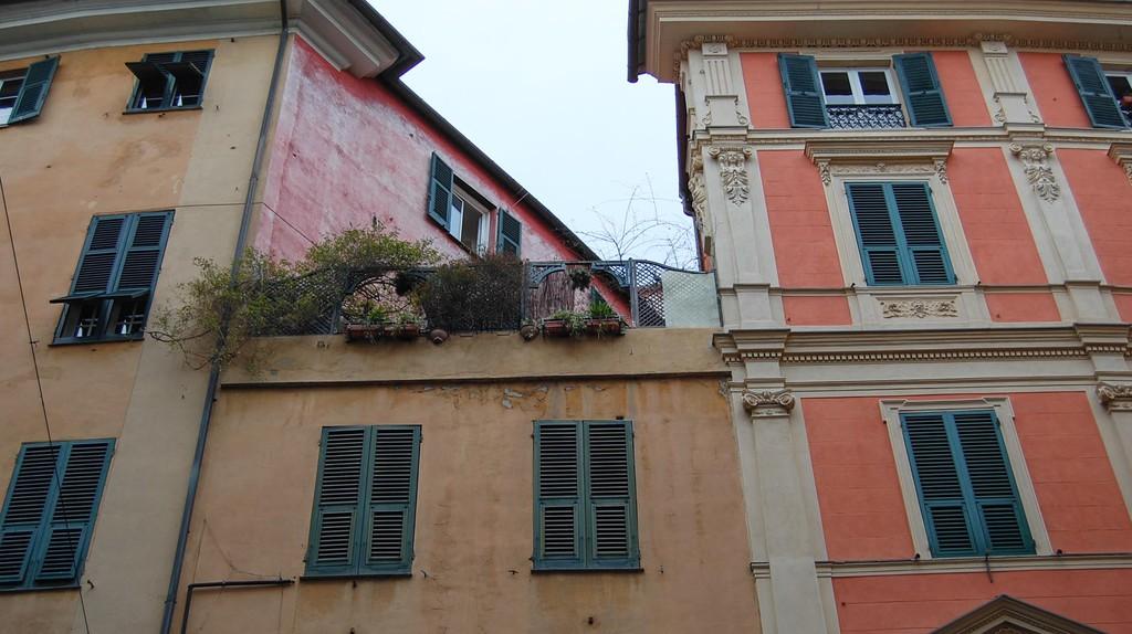 Genoa facades | © Pia Staigmueller