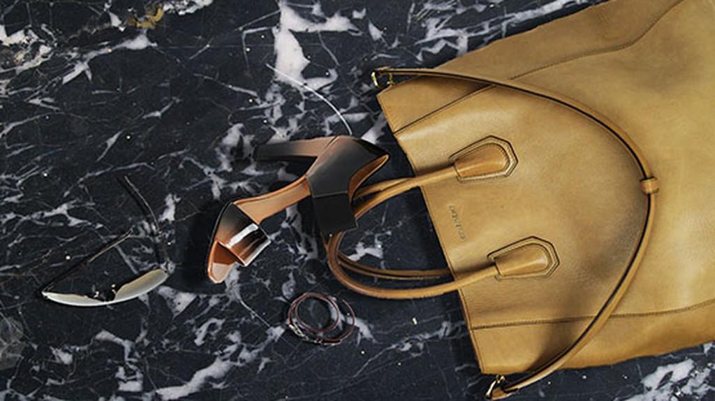 Givenchy on Marble   Courtesy of Haute Classics