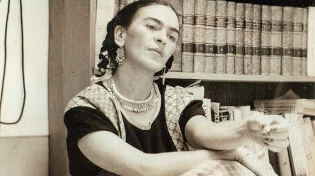 Frida Kahlo/Youtube still