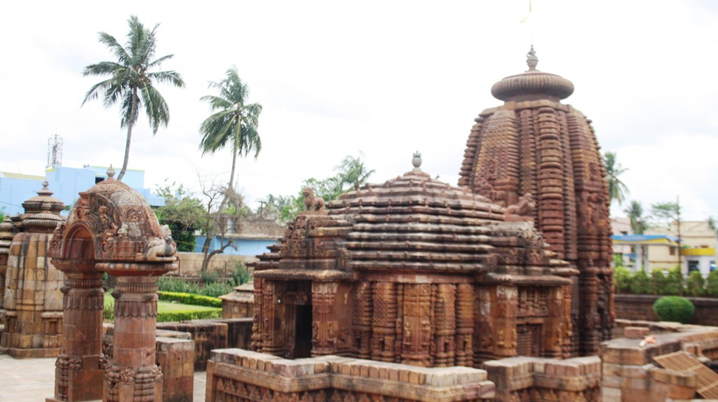 Mukteswar Temple: An example of the ancient craftsmanship in stone.