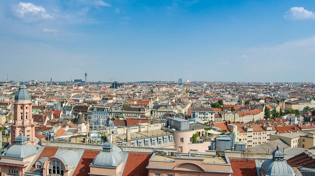 Vienna, Austria| © jarmoluk/Pixabay
