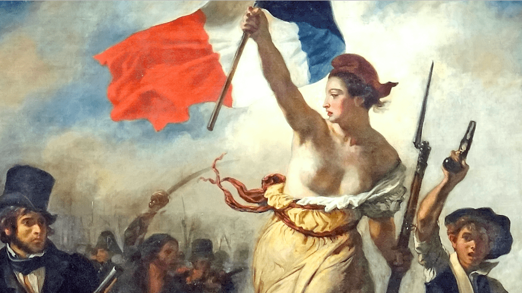 Liberty Leading the People | ©Dennis Jarvis/Flickr