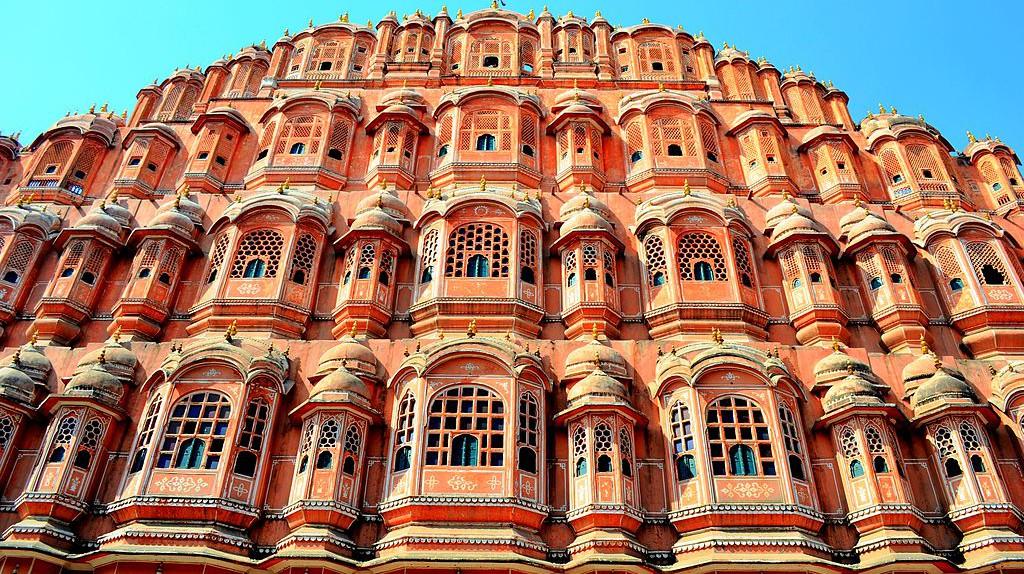 Hawa Mahal  © Manudavb/WikiCommons