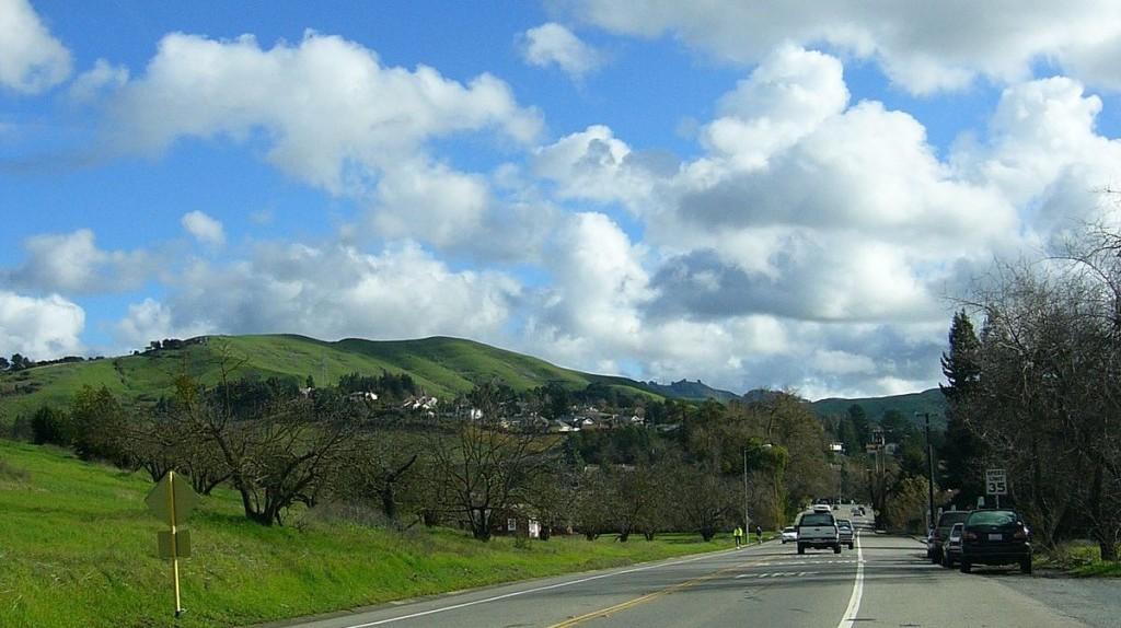Moraga California © Lisa/Wikipedia