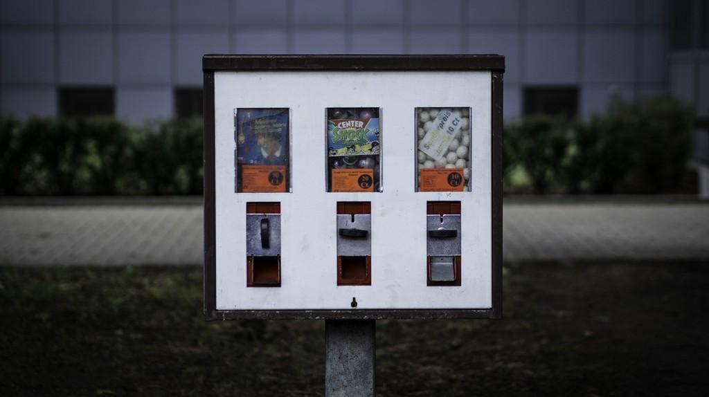 Kaugummiautomat | Sascha Kohlmann / Flickr