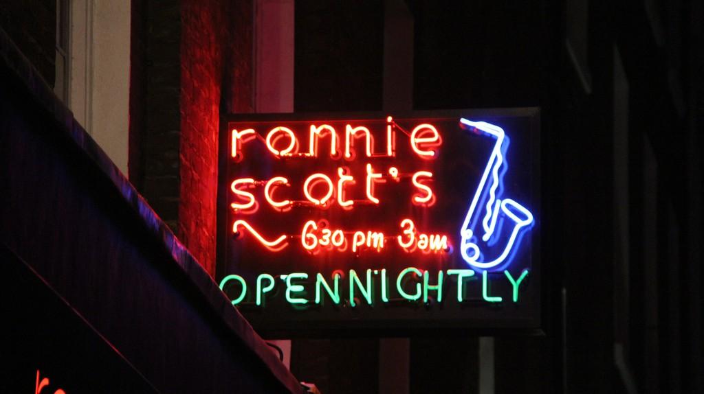Ronnie Scott's Jazz Club   © vjlawson2001 / Flickr