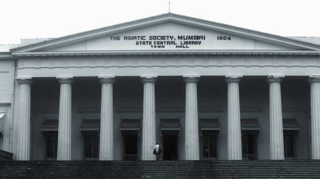 Asiatic Society of Bombay | © Sourav Das/Flickr