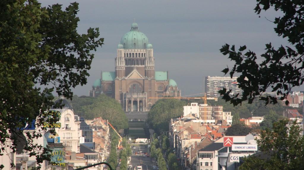 Basilique de Koekelberg   raramuridesign/Flickr