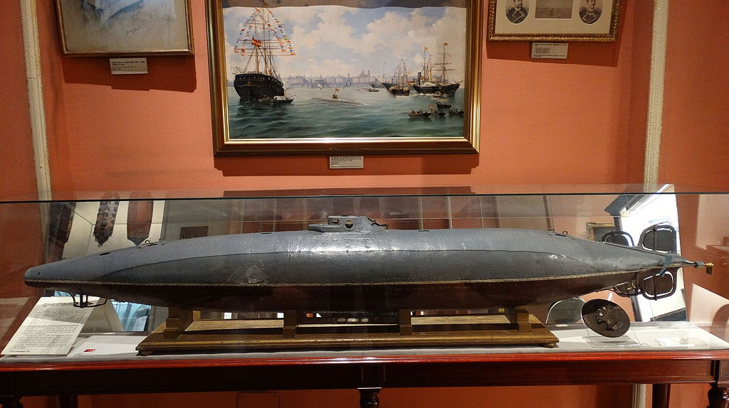 The History Of Madrid's Naval Museum In 1 Minute