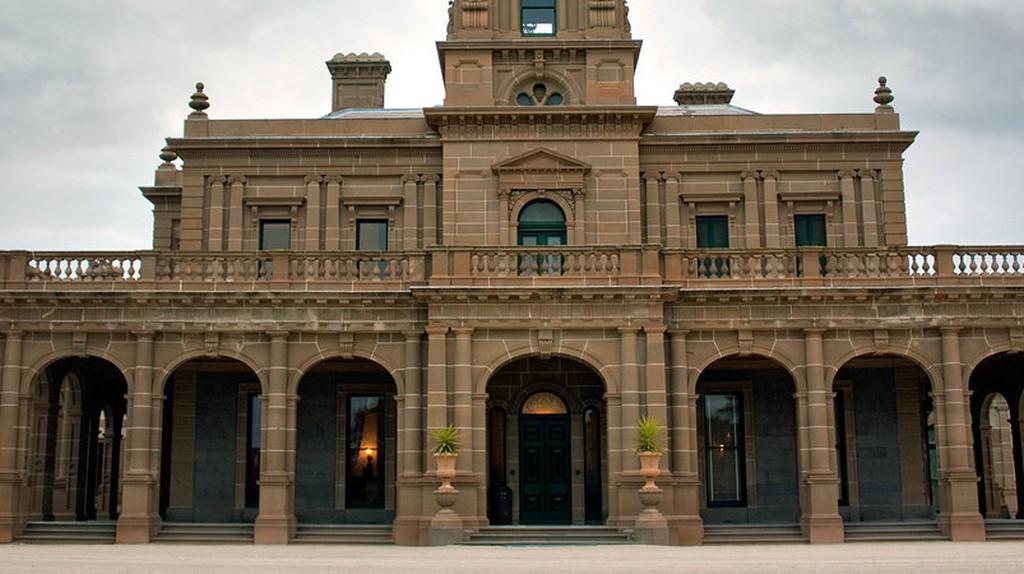 Werribee Mansion | © Rexness/Flickr