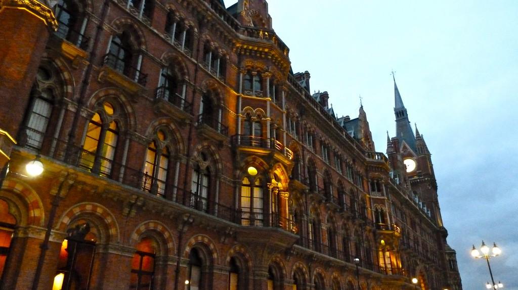 St. Pancras Renaissance Hotel |© Herry Lawford / Flickr