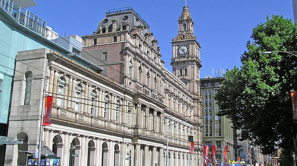 The History Of Melbourne's GPO Building In 1 Minute