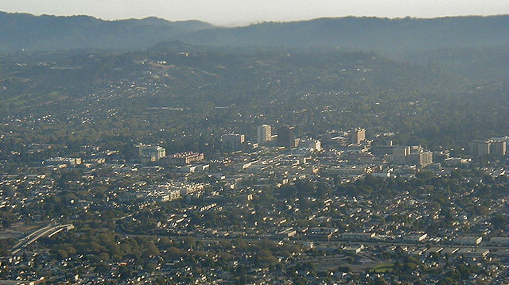 San Mateo Overview | © Michael C. Berch/WikiCommons