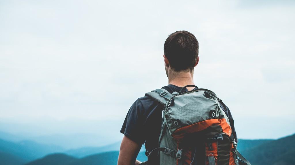Hiker | © Unsplash/Pixabay