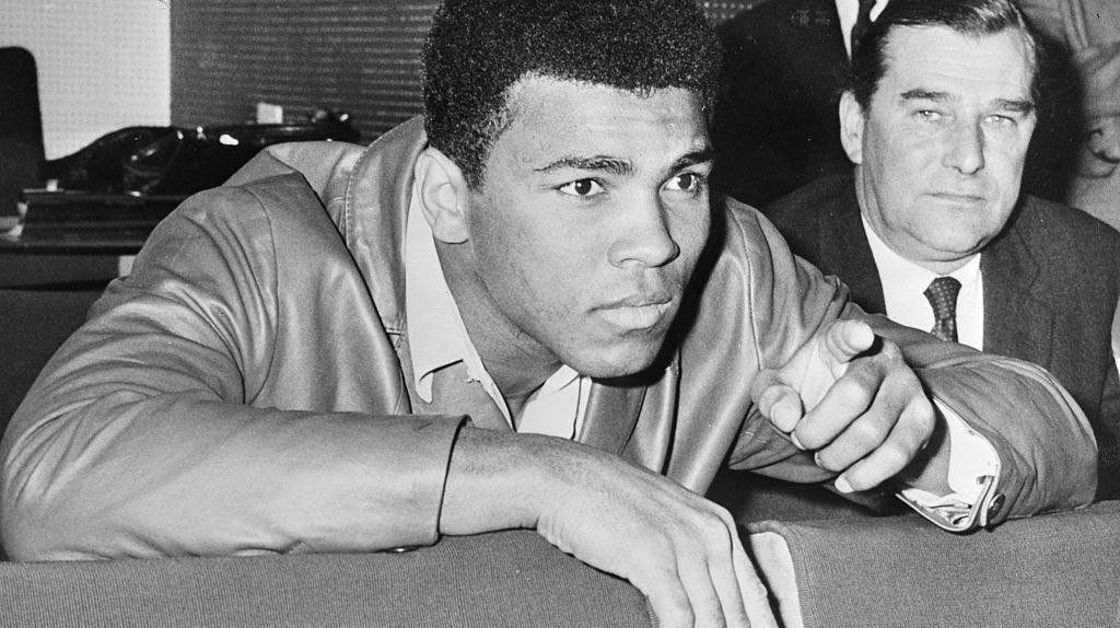 Muhammad Ali 1966   © Dutch National Archives/WikiCommons