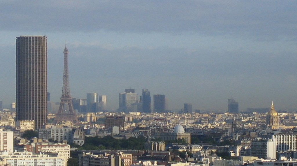 Paris-tours|©Thbz/Wikimedia Commons