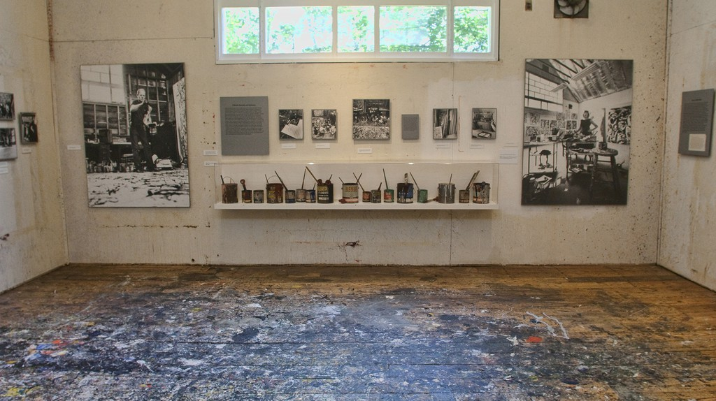 Pollock-Krasner Studio
