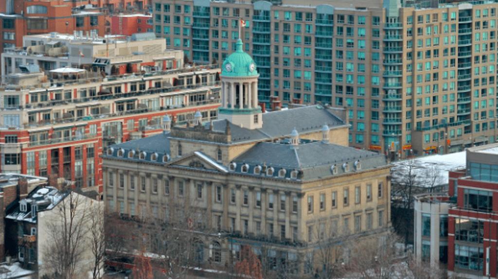 St Lawrence Hall Toronto 2010   © Vladimir/Wikicommons