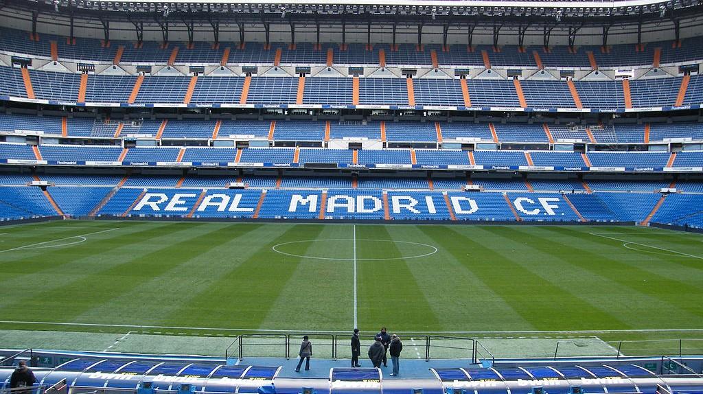 The History of Santiago Bernabéu Stadium In 1 Minute