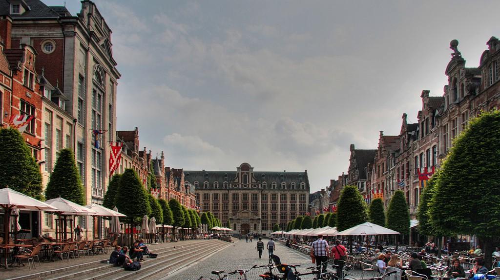 Oude Markt Square | © Michiel Jelijs/Flickr