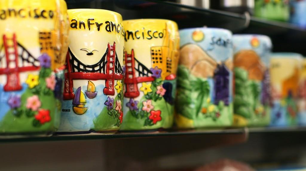 San Francisco souvenirs © Dennis Goedegebuure/Fickr
