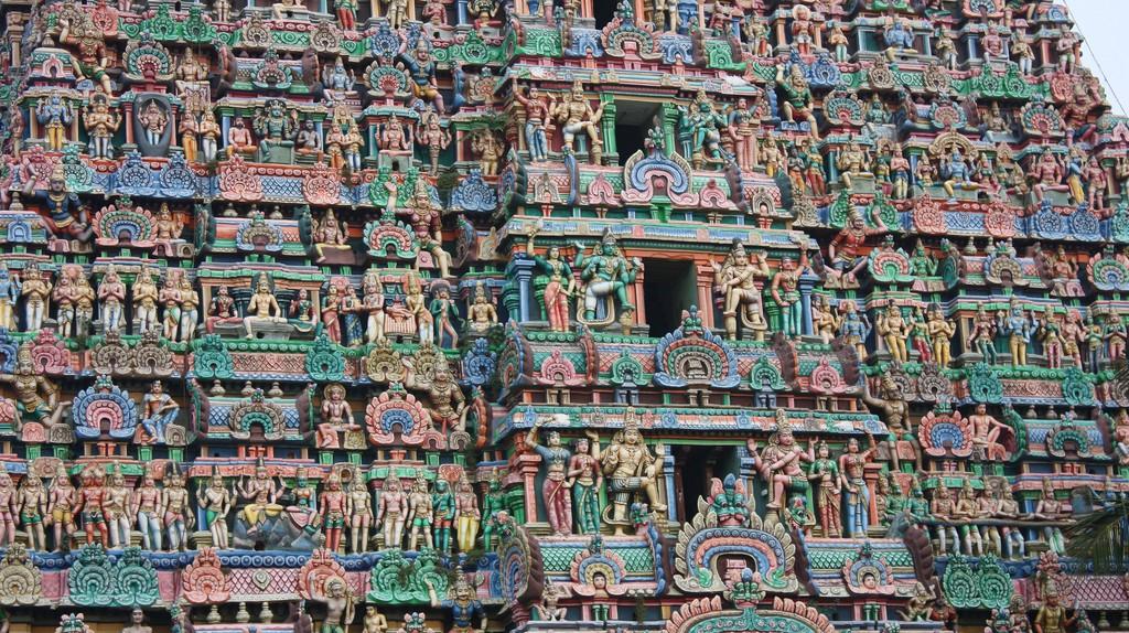 Adi Kumbeswarar Temple | © Arian Zwegers/Flickr