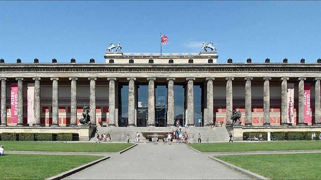 Altes Museum   © Jean-Pierre Dalbéra/WikiCommons