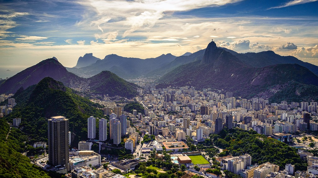 Brazil © Celso Diniz/Shutterstock