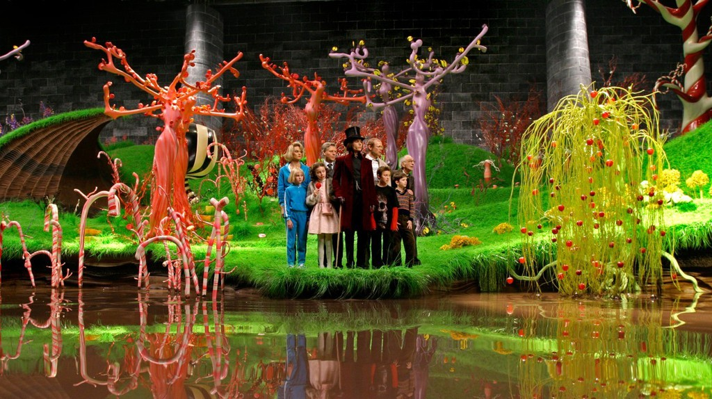 Charlie and the Chocolate Factory (2005) | © Warner Bros.