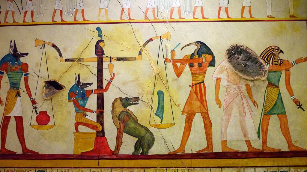Cover _ Rosicrucian Egyptian Museum © Jon Callas/Flickr