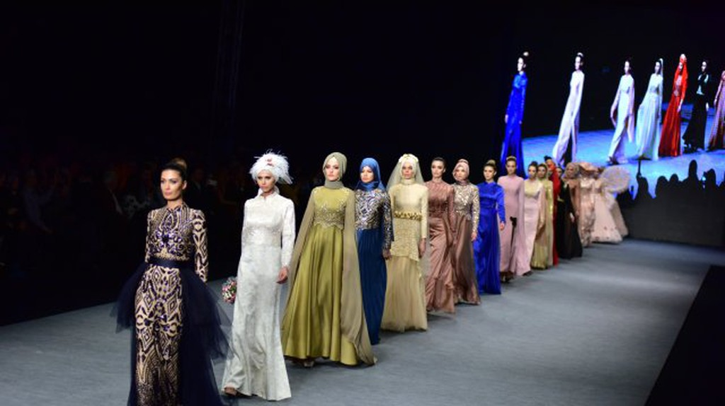 All You Need To Know About Istanbul Modest Fashion Week