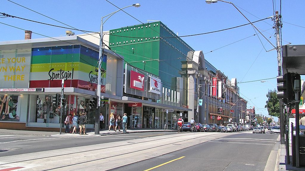 Chapel St in South Yarra | © Donaldytong/WikiCommons