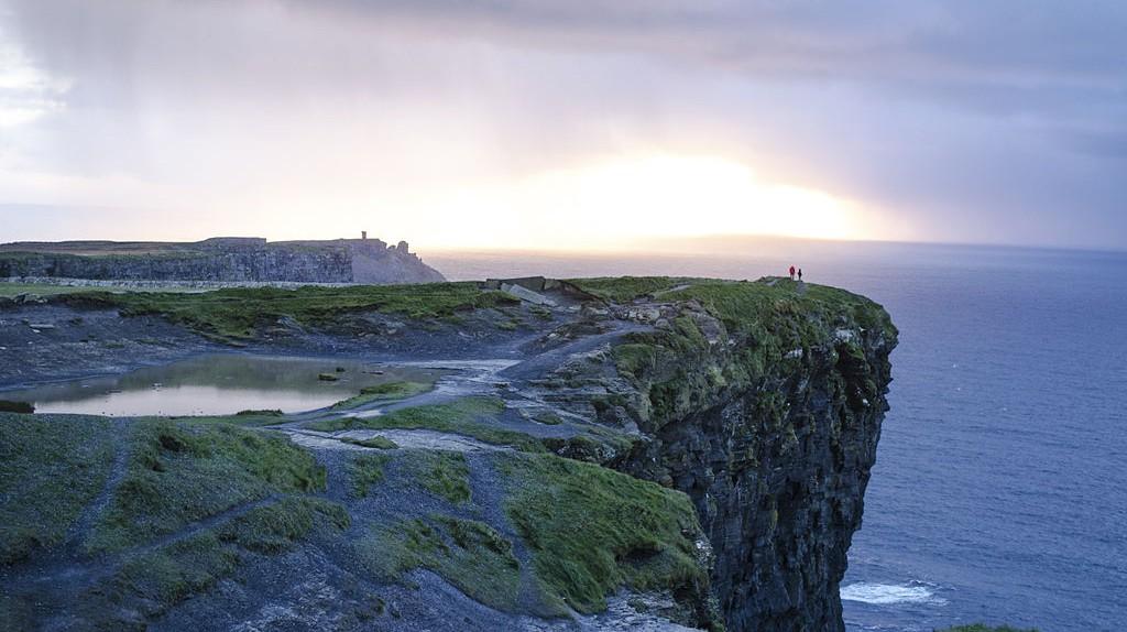 The Cliffs of Moher   © Ben den Hartog/WikiCommons
