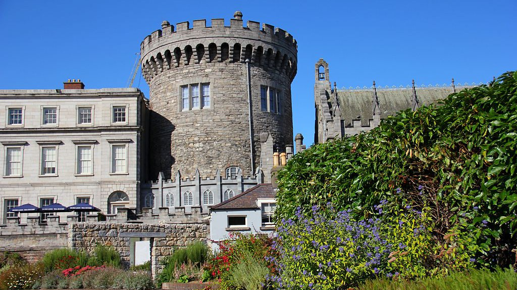 Dublin Castle, home of the Chester Beatty Library | ©J.-H. Janßen/WikiCommons