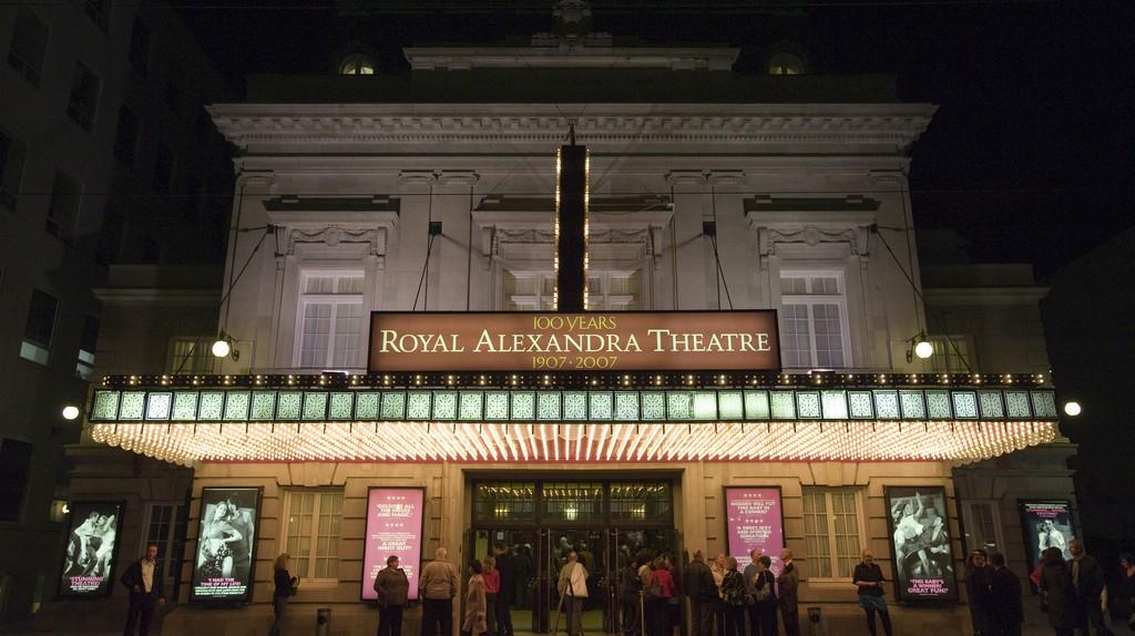 Royal Alexandra Theatre | © The City of Toronto/Flickr
