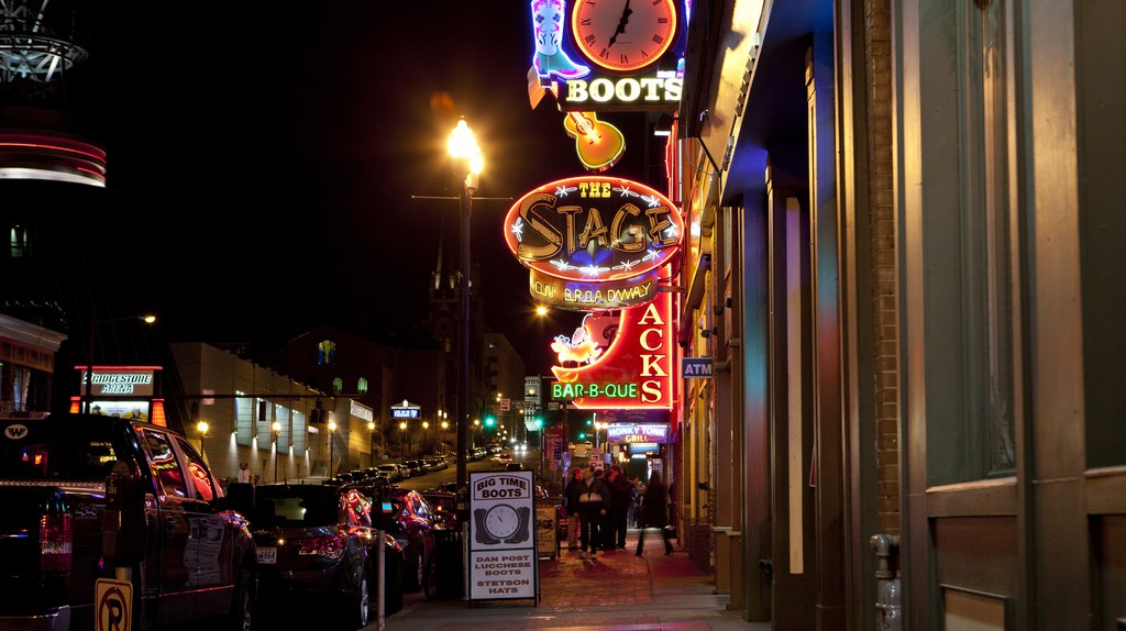 © Broadway. Nashville, Robert Easton/Flickr