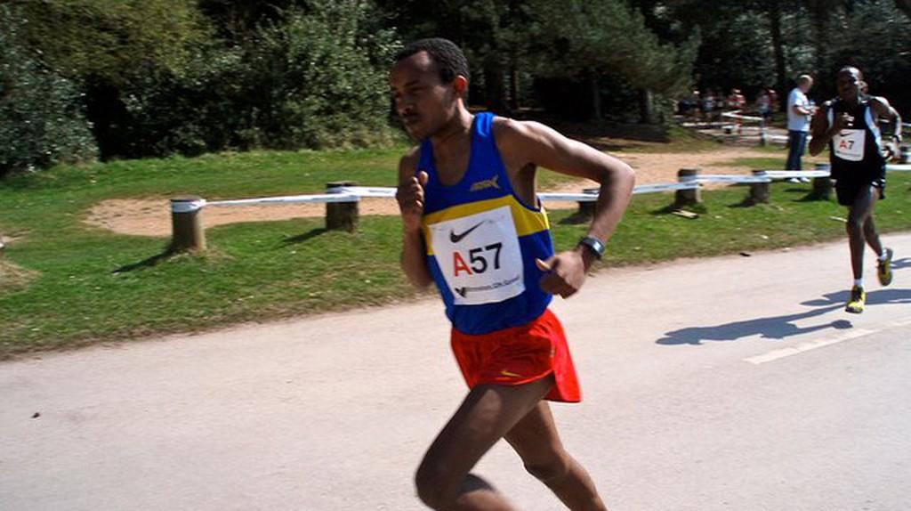 Tsegai Tewelde will represent Team Great Britain at the Olympics in Rio | © Facebook/Tsegai Tewelde