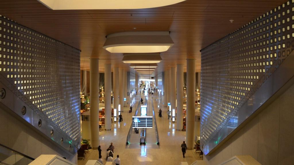 Chhatrapati Shivaji International Airport Terminal 2 interiors | Karthikndr/Flickr