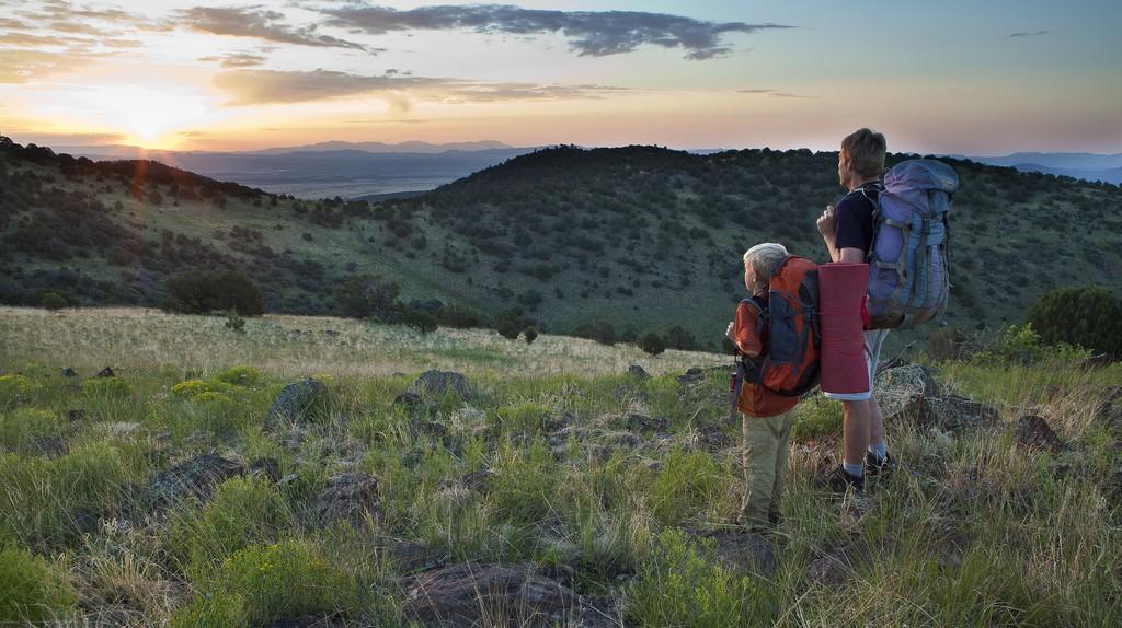Continental Divide Trail | © Bureau of Land Management/Flickr