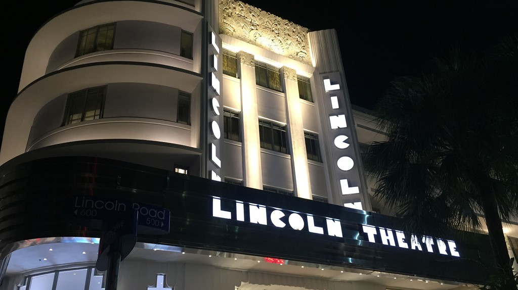 The historic Lincoln Theatre on Lincoln Road   Ines Hegedus-Garcia/Flickr