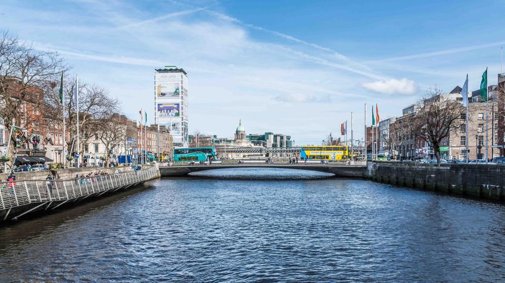 O'Connell Bridge, Dublin | © William Murphy/Flickr