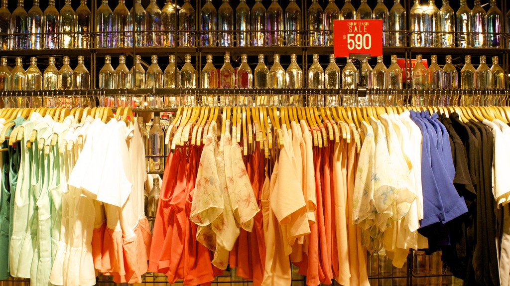 Where To Shop For Womenswear In Bangkok