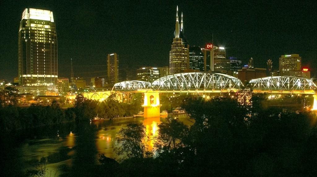 © Nashville, TN, Ron Reiring/Flickr