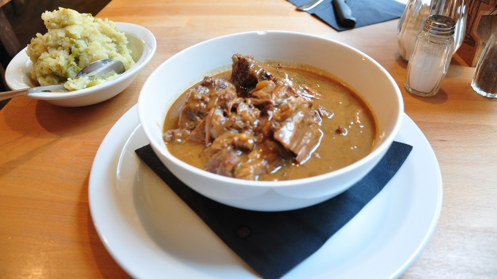 The comforting meat stew is a source of national pride for a lot of Burgundian Belgians