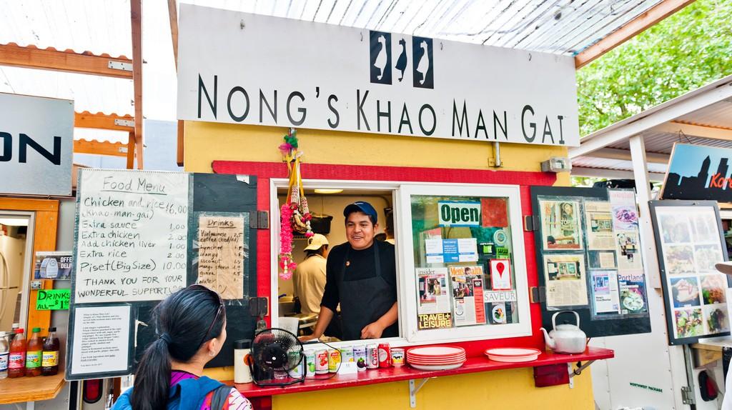 Nong's Khao Man Gai | © star5112/Flickr