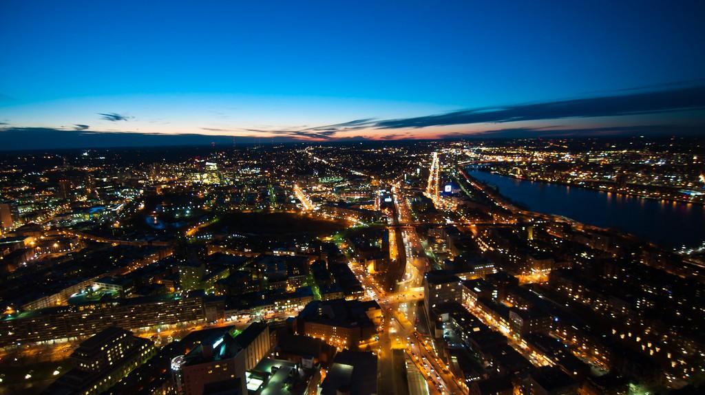 Boston by night   ©allenran 917/Flickr