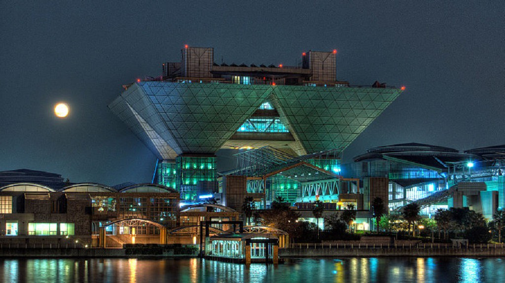 Tokyo Big Sight will be the broadcast center and party venue for the 2020 Games | © Masato Ohta/WikiCommons